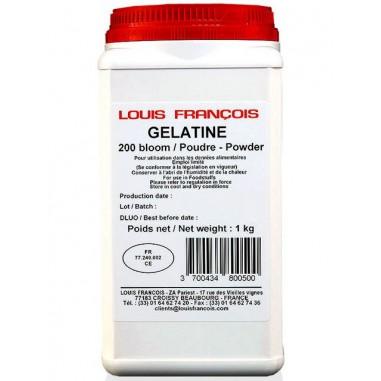 GELATINE 200BLOOM 1KG