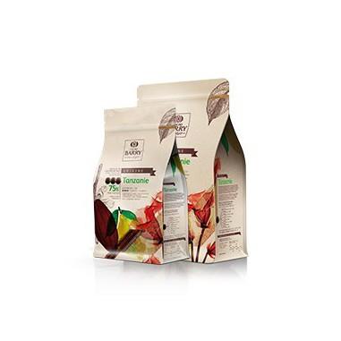 CAcao Tanzanie noir 75%